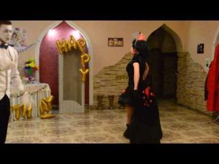 королева сердец и мим (Юлия Каленюк )