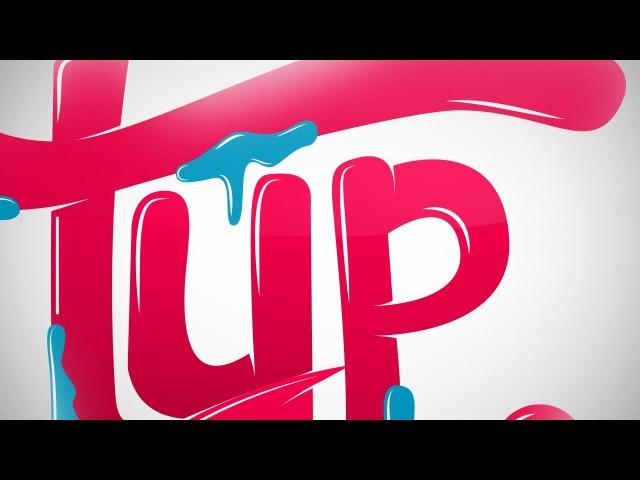 Swerve™ Graphic designer Speed Art | Time Your Pride Logo design Illustration by Swerve Designs
