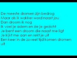 Marco Borsato Dromen zijn bedrog + lyrics