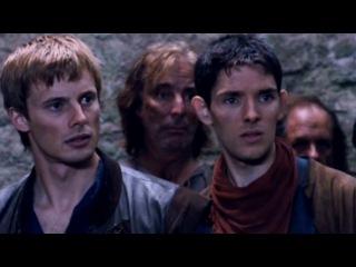 Merlin/Arthur Take me or Leave me