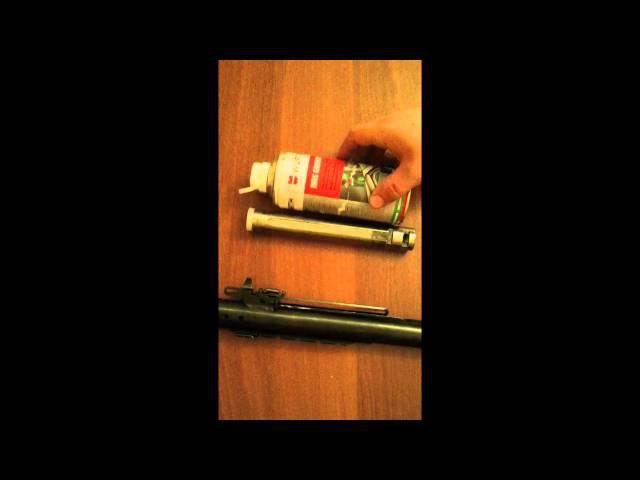 Тема для обсуждения смазки пневматической винтовки Hatsan 125 TH (Хатсан 125)