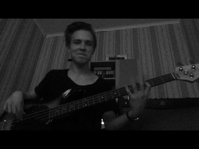 Jamiroquai – Time Won't Wait(bass cover) instagram