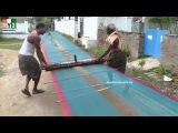 The Making of World Famous Hand Woven Banarasi Sarees HOW TO MAKE DESIGNER SAREES