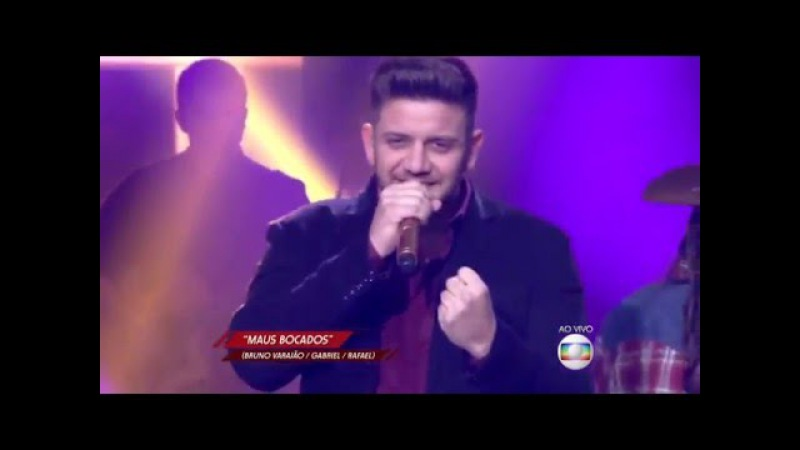 Renan Ribeiro canta Maus Bocados no The Voice Brasil - Shows ao Vivo | 4ª Temporada