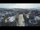 Североморск с высоты птичьего полета 2017 4K