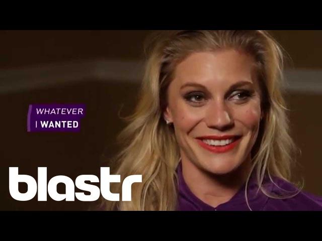 Katee Sackhoff on Starbuck - Origin Stories | Blastr