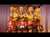 Кубанская казачья вольница - Танец «Скоморохи»