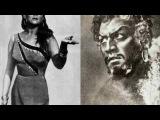 Galina Vishnevskaya &amp Pavel Lisitsian - Ciel! mio padre-Aida-Verdi