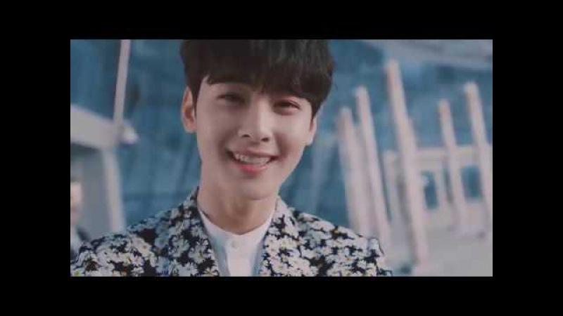 아스트로(ASTRO)'s Eunwoo 클리어틴(Clearteen) CF