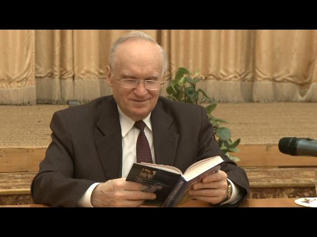 2011 О Втором Пришествии Христовом (МДА, 2011.04.11) — Осипов А.И.