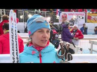 Ирина Старых после 4-го места в пасьюте на чемпионате мира