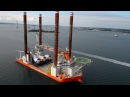 Fred. Olsen Windcarrier's Brave Tern - Welcome to Rhode Island!
