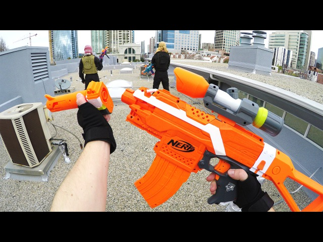 Nerf War First Person Shooter 9