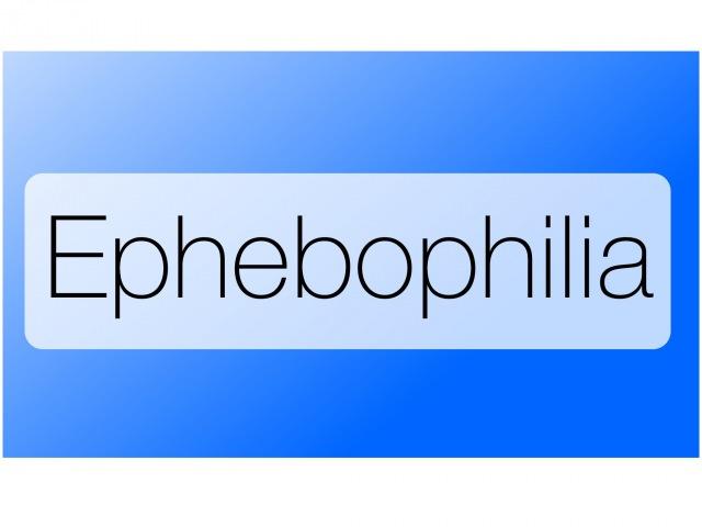 Ephebophilia (Эфебофилия)