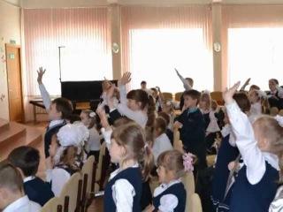 Телегазета школы 285 Санкт-Петербурга. Выпуск 22. Рассказ о празднике Золотая пчелка - май 2012
