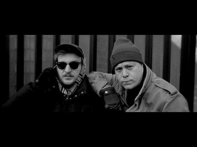 Brenk Sinatra Morlockk Dilemma feat. Karate Andi - Abschiebehaft