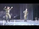 Army dance Дорожка фронтовая военный танец