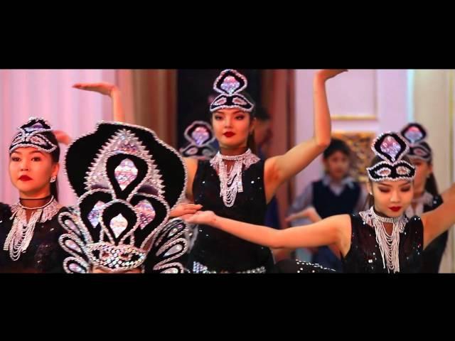Ханыша танцевальная группа. танец