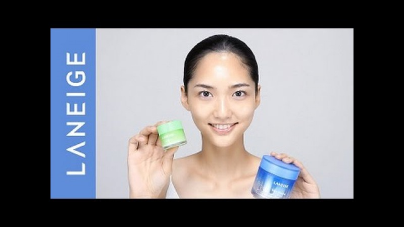 LANEIGE Lesson 67 바쁜 연말 피부도 피로 회복이 필요해 After party skin care tip