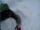 Чуть больше года назад снега было столько, что можно было упасть в сугроб и тебя засыпало с головой. А где сейчас этот СНЕГ