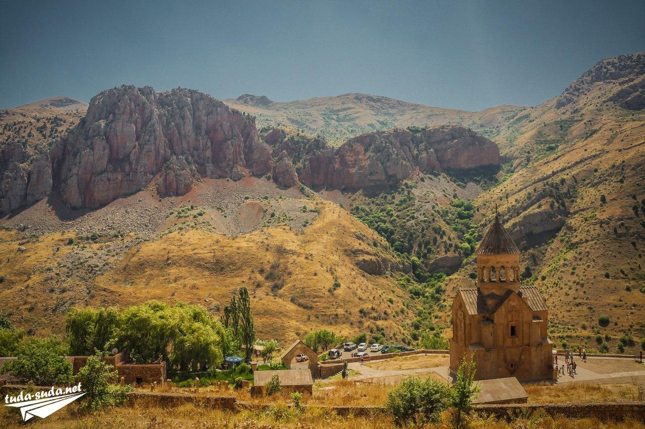 Монастырь Нораванк Армения