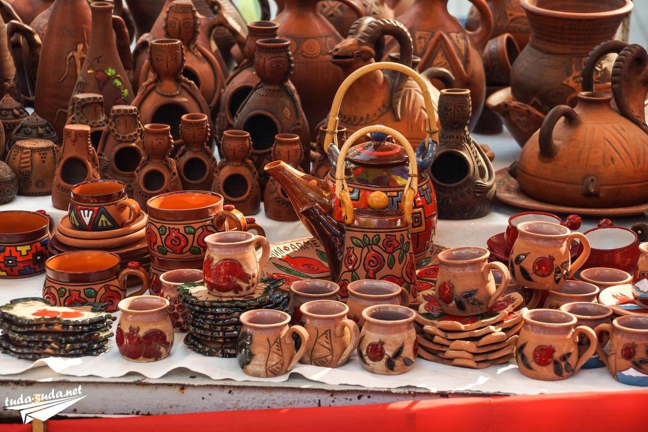 Керамика из Армении