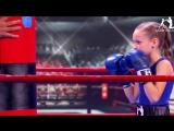 Девочка из Казахстана удивила США своим боксом - Таланты мира. Самая быстрая девочка из Казакстана