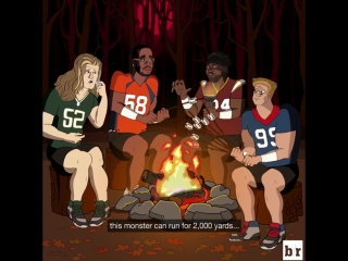 Gridiron Heights, Episode 7_ A Rookie Monster Has Players Scared in Town