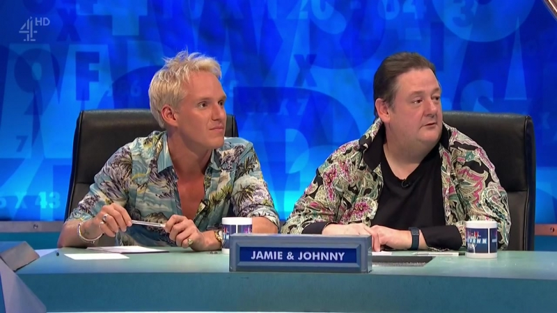 8 Out Of 10 Cats Does Countdown 11x03 - David ODoherty, Johnny Vegas, Jamie Laing, Holly Walsh