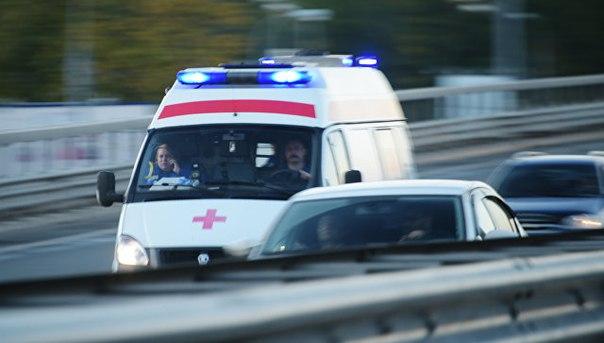 В Пятигорске водитель иномарки перекрыл путь скорой помощи...
