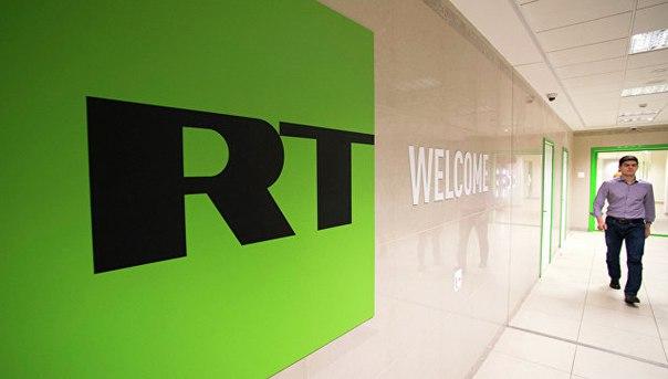 RT стал одним из лидеров рейтинга цитируемости русскоязычных...