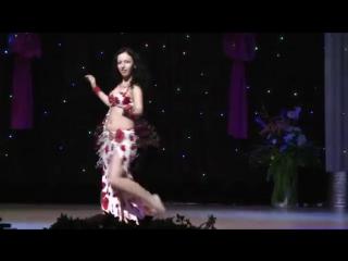 Natalia Maslenkina @ Gala show Amira B'Day '11. 7404
