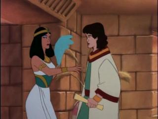 Иосиф в Египте. (истории из Библии) - 02.