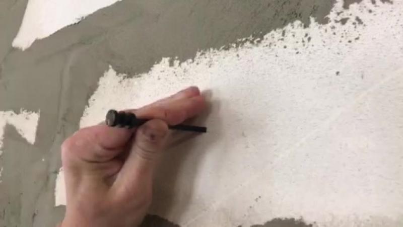 испытание стержня из стеклонаполенного полиамида