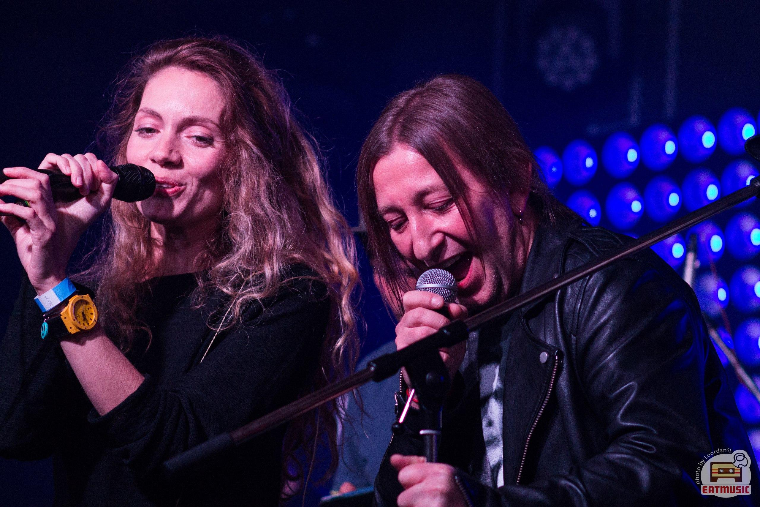 Концерт Вари Демидовой в Мумий Тролль Баре
