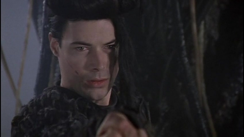 Лексс Сезон 1 Темная зона Часть 4 ГигаТень LEXX The Dark Zone 1997