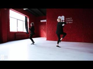 Bishop Briggs - River - choreography by Anya Kirichishina - Dance Centre Myway