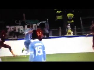Рома 0-1 Лацио. Гол Милинкович-Савич
