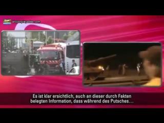 Putschversuch Türkei: Whistleblowerin Sibel Edmons: NATI/CIA/Gülen verantwortlich!