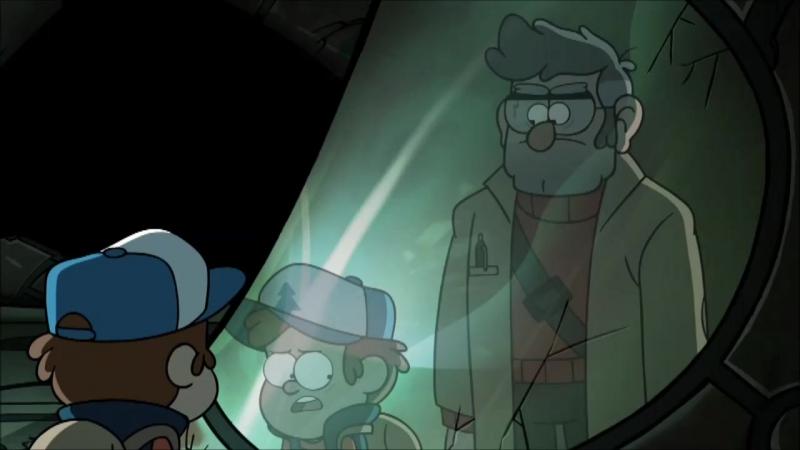 Гравити Фолз 2 сезон 17 серия (Сыендук) - Диппер и Мэйбл против будущего \ Dipper and Mabel vs. the Future