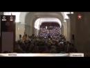 Опера в метро от телеканала Звезда 13 мая 2016