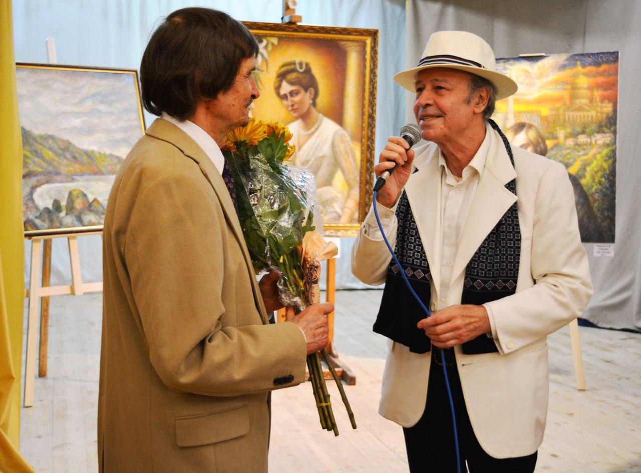 певец и композитор Сергей Сергеевич Серёгин