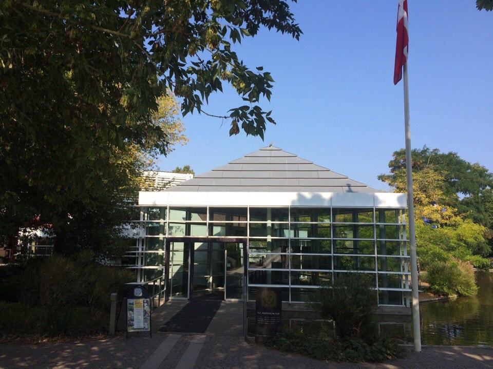Оденсе, музей Андерсена