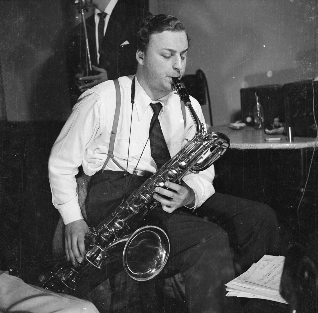Benny Green (saxophone) (Бенни Грин)