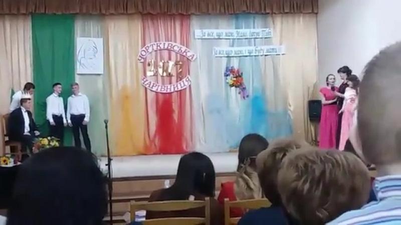 Чортківська Чарівниця 2017 Попелюшка від ПО35