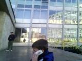 Мы возле палаца спорта