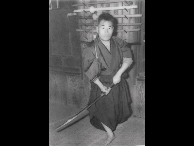 Kashima Shin Ryu, Kunii Zenya Unseen Footage 鹿島神流