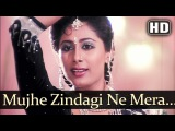 12+ Mujhe Zindagi Ne Mara - Smita Patil - Bindu - Angaaray - Asha Bhosle - Anu Malik - Old Hindi Songs