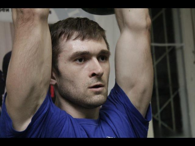 SportUs.pro В гостях у мастера. Чемпион Европы - 2016 по гиревому спорту Александр Карепин