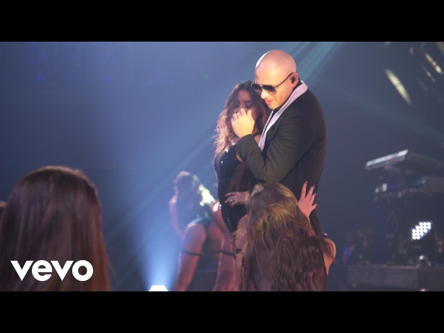 Pitbull International Love Live on the Honda Stage at the iHeartRadio Theater LA